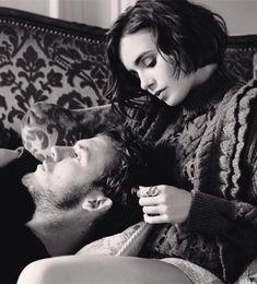 Sam Clafflin and Lily Collins | Love, Rosie