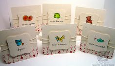 Mini Cards by Alice Wertz
