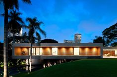 Beautiful Architecture – Casa Grécia in Sao Paulo by Isay Weinfeld
