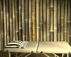 Dry bamboo wallpaper, kidsroomscanada