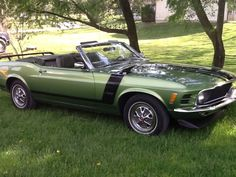 1970 Mustang Convertible | eBay