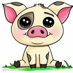 Hay hay's bff kawaii drawings, cute animal drawings, draw so cute animals, doodle Kawaii Doodles, Cute Kawaii Drawings, Cute Animal Drawings, Cute Doodles, Kawaii Art, Draw So Cute Animals, Disney Drawings, Cartoon Drawings, Easy Drawings