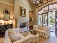 A formal living room is classically gorgeous | 3541  Lost Creek Blvd - Photo 7