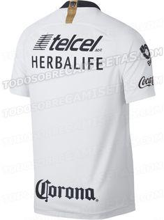 Camisetas Under Armour de Toluca FC 2017-18  6f0415342de