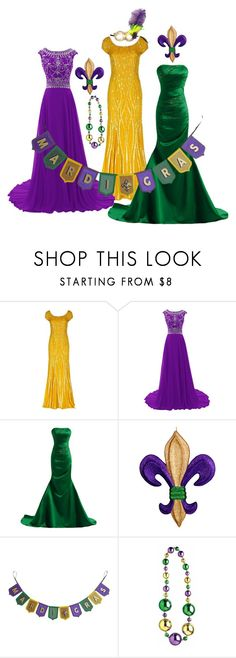"""Untitled #2300"" by jeanne-lemaire-romero ❤ liked on Polyvore featuring Jenny Packham, Pier 1 Imports, Fantazia, women's clothing, women's fashion, women, female, woman, misses and juniors"