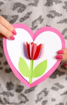 35 Adorable Valentine's Day Crafts For Kids - This Tiny Blue HouseEmailFacebookPinterestTwitter