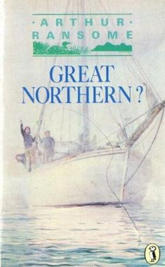 Great Northern? Arthur Ransome, Swallows And Amazons, Cover, Books, Libros, Book, Book Illustrations, Libri