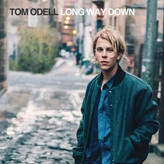 """Tom Odell announces debut album """"Long way down"""" out april 2013 on Columbia records. A deluxe edition with exclusive bonus material will be avaliable. Here the tracklisting of the album. Grow Old With Me Hold Me Another Love I Know Tom Odell, Adele, Singer Songwriter, Grow Old With Me, Pochette Album, Another Love, Thing 1, Going To Rain, Way Down"""