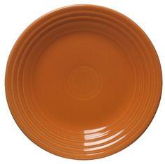 Fiesta 9-Inch Luncheon Plate, Tangerine by Fiesta, http://www.amazon.com/dp/B0000CD9WQ/ref=cm_sw_r_pi_dp_FwFZqb1QS0S8F
