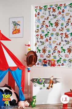 Our selection of officially licensed ©Disney fabrics from the Louvolite collection will become the main feature of any room. They are perfect for playrooms, nurseries, and kids' bedrooms. Check it out at yourblindsdirect.co.uk #disneyfans #disneyinterior #rollerblinds #blackoutblinds #childreninterior #whiteinterior