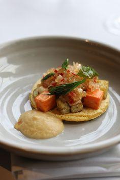 Eggplant & Sweet Potato - Autumn in Eleonore's Restaurant