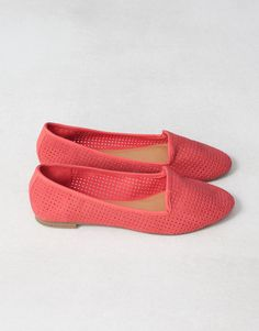FABRIC LOAFERS - · Flat shoes - SHOES - Serbia