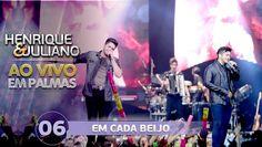 Em cada beijo - Henrique e Juliano - DVD Ao vivo em Palmas