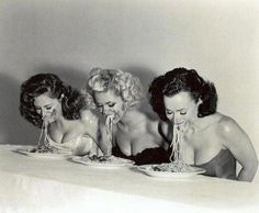 Spaghetti Eating Contest Party! Would be a great fundraiser event. Donate funds to someone on gofundme.com