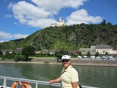 Rhine River Castle Day Cruise, Germany