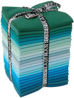 Kona® Cotton, Grecian Waters colorstory©