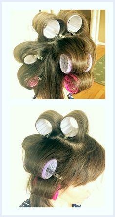 Summer Hair Tips: Hair Care & Styling – Cyndi Spivey – summer hair styles Hair Tutorials For Medium Hair, Medium Hair Styles, Curly Hair Styles, Hair Hacks, Hair Tips, Velcro Rollers, Professional Hair Straightener, Cyndi Spivey, Grace Beauty