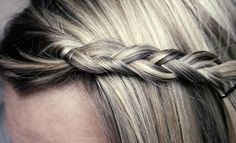 The color. The braid. <3