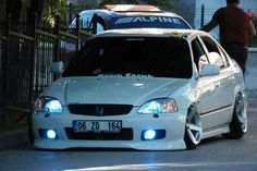 98 Honda civic EX