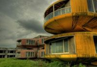 crazy abandoned places