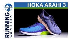 3a38bb6f583 HOKA ONE ONE Arahi 3 First Look Review