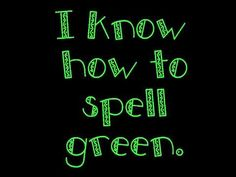 Green Song - YouTube
