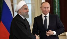 PROPHECY WATCH: Russia and Iran sign bilateral agreements