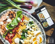 Mättösalaatti & salaattikirjan arvonta