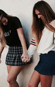 Best friends goals ❤
