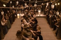 How I picture the dancing in Riley Creek. And where Frank finally held Jane in his arms after a two year separation in The Soldier's Love. Soldier Love, Barn Dance, Love Book, I Movie, Scene, Songs, Pictures, Dancing, Arms