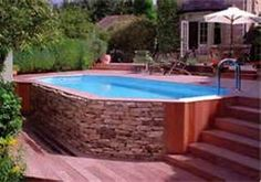 105 Best Above Ground Pools images | Above ground pool, In ...