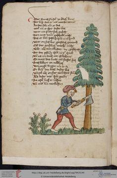 Cod. Pal. germ. 794: [Ulrich] Boner: Edelstein (Schwaben (Oberrhein?), um 1410/1420), Fol 68v