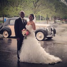 A little rain brought a LOT of love, laughter, and a jam packed dance floor at Rashida and Reginald's wedding yesterday!  So sad this day has come and gone, but we are so happy to have been a part of it!