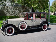 Jay Leno's 1925 Doble E18 Steam Car.
