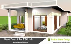 Single storey house design Kerala - - While historical throughout Indian Home Design, Kerala House Design, Modern Exterior House Designs, Exterior Design, Villa Design, Facade Design, Kerala Architecture, Low Budget House, Free House Plans