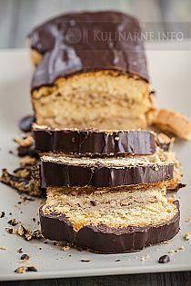 Ciasto z kremem kawowym