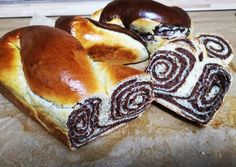 Breakfast Recipes, Dessert Recipes, Torte Cake, Good Food, Yummy Food, Hungarian Recipes, Bread And Pastries, Pastry Recipes, Winter Food