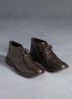 JV Leather Chukka