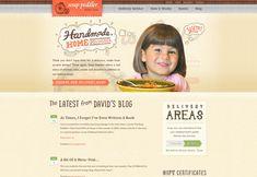 15+ food and restaurant web designs   Webdesigner Depot