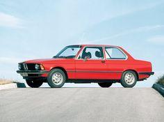 1975 BMW, der erste Dreier