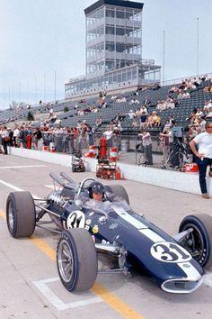 Dan Gurney at Indy 1966