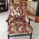 Step 0: Reupholster a chair from the bones up