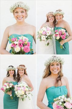 teal bridesmaid dresses  #wedding #weddings #bride #bigday #2015wedding #groom #weddingring #ring  www.hotchocolates.co.uk www.blog.hotchocolates.co.uk www.evententertainmenthire.co.uk