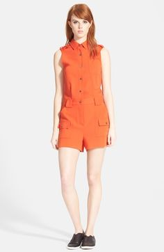 MARC BY MARC JACOBS MARC BY MARC JACBOS Sleeveless Short Jumpsuit available at #Nordstrom