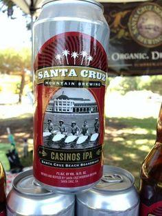Bonnie's Beer of the Week: Santa Cruz Mountain Brewing Casinos IPA - Santa Cruz Sentinel