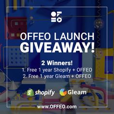 Launch Party Giveaway! (Worth: $5940)