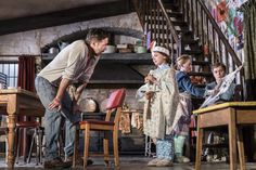 Sam Mendes directs 'Jerusalem' playwright Jez Butterworth's emotionally wrought family drama set in 1981 rural Derry.