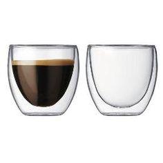 Koffieglas Bodum Pavina XS - Douwe Egberts