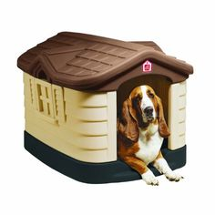 Step 2 Cozy Cottage Dog House by Pet Zone