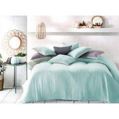 Prehoz na posteľ v modernom a trendy štýle pre Vašu spálňu. Hotel Bed, Bedding Sets, Comforters, Blanket, Luxury, Mint, Trendy, Furniture, Design